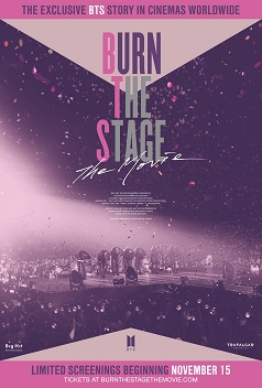 Burn The Stage The Movie 2018